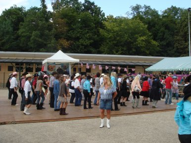 Journée Americaine a Fontenay trésigny 77