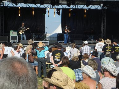 Festival country a Chalons 4 et 5 septembre 2010