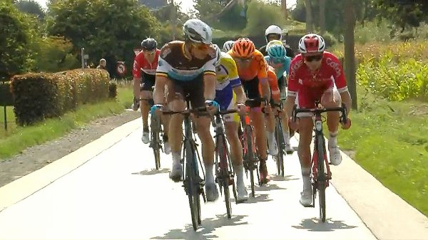Brussels Cycling Classic 2018  EX PARIS BRUXELLE