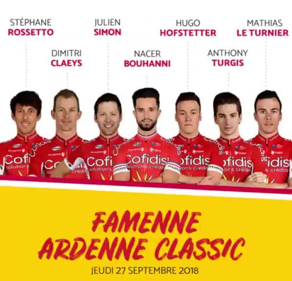 la DH Famenne Ardennes Classic by Motomediateam 2018