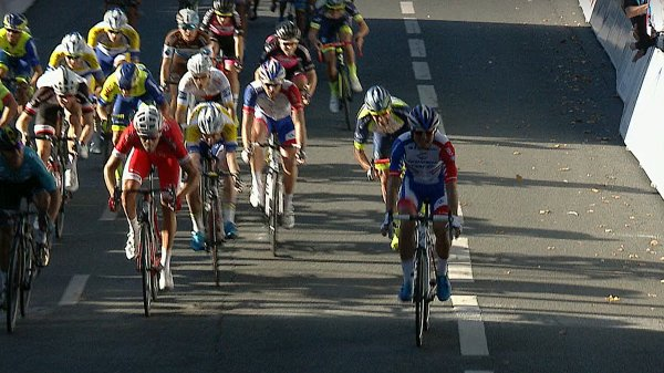 Paris Gien Bourges 190.3kms (Europe Tour classe 1.1)