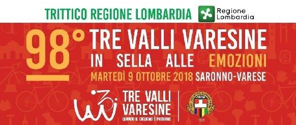 3 Vallées Varésine mardi 09 octobre (Europe Tour 1H.C 192.89kms)