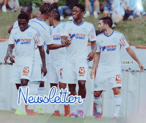 Ligue-1 : #5 : Newsletter