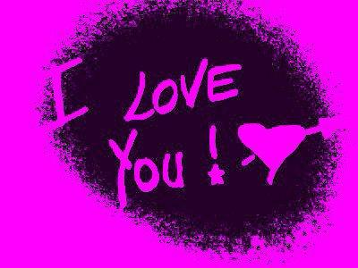 I ♥ U ! ♥♥♥♥