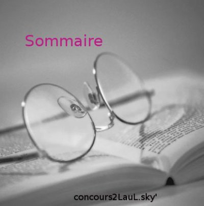 ♦ Sommaire ♦