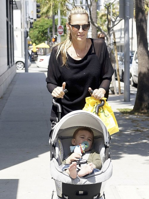 Molly Sims et Scott Stuber