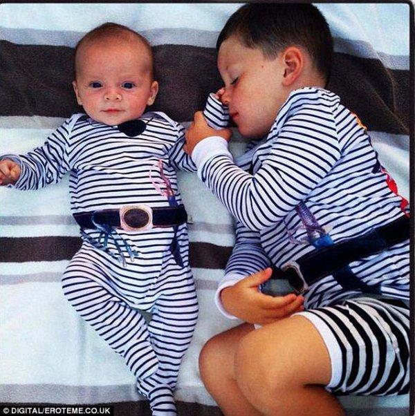 Coleen et Wayne Rooney