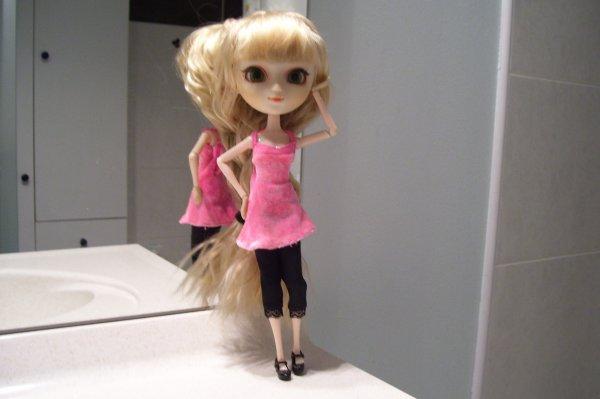 Nouvelle coiffure pour Hana!