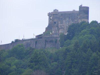 Les paysages en Auvergne