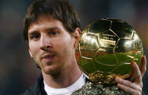 le nouveau legende du monde deux ballons d'or a la fois