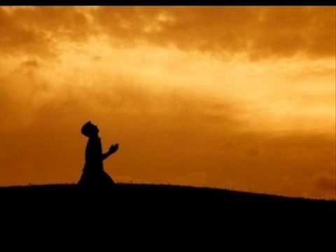 Dans l'obscurité la plus totale, la seule lumière pour guider mes pas reste celle de ma foi...