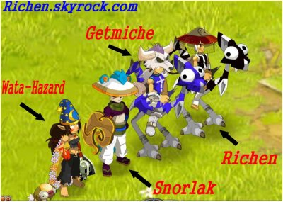 D'autres membres de la guilde :)