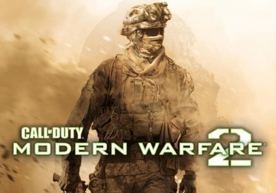 Aujourd'hui j'ai jouer à Cull of Duty : Modern Warfare 2