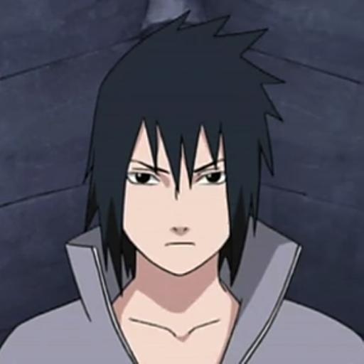Dessin de Sasuke et Kakashi (Naruto)