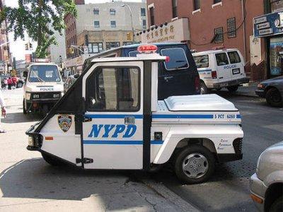 N.Y.P.D new youk police departemental