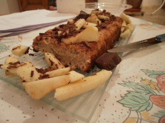 Cake express' à la banane !
