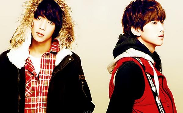 Attends moi. ▬ JinChan____♥