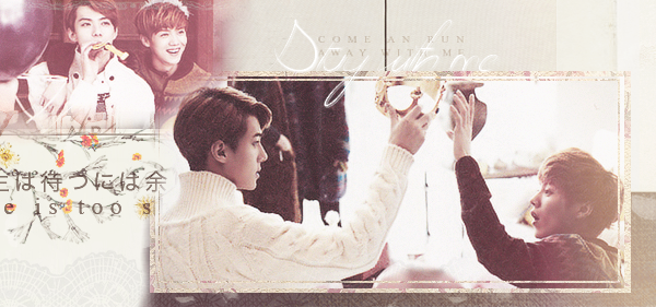 Stay with me... ▬ HunHan____♥