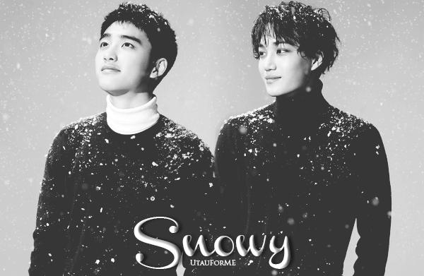 Snowy ▬ KaiSoo____♥