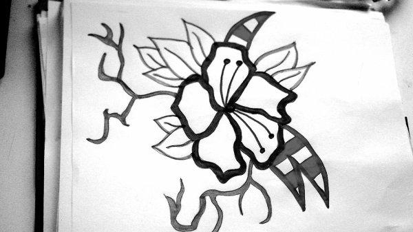 Fleur modifier … 🌺