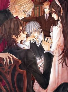 One Shot Vampire Knight