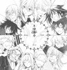 Fictions Pandora Hearts