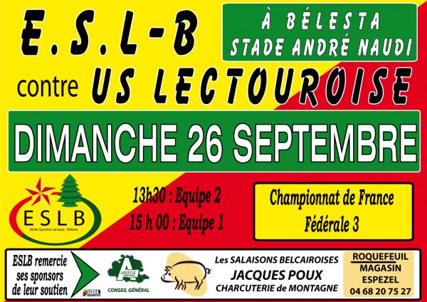 ESLB contre Luzenac
