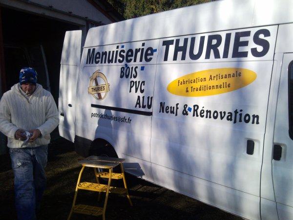 Menuiserie Thuries Deco Vehicule