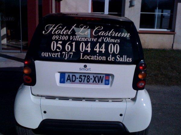 Déco Smart Le Castrum ;)