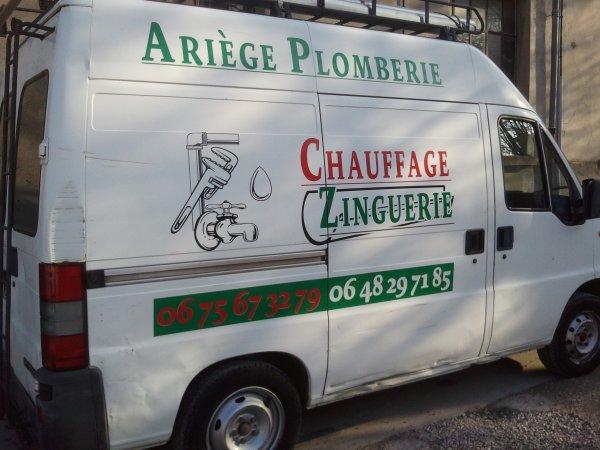 Ariège Plomberie ;)