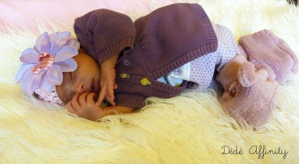 Elanie et Hayden sont nés le 13 Décembre 2o11