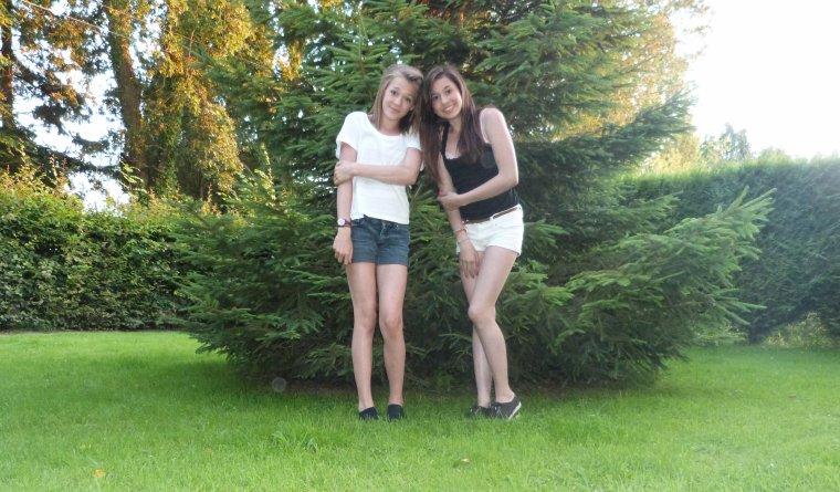 Une longue et belle amitié, qui est bien loin d'être terminée ...