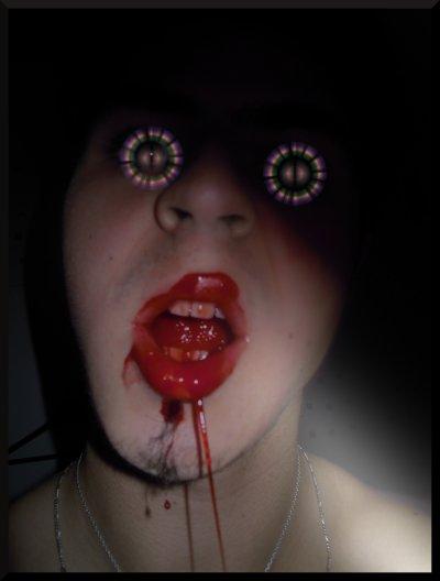 Esprit Sombre / Histoire d'un vampire (2011)