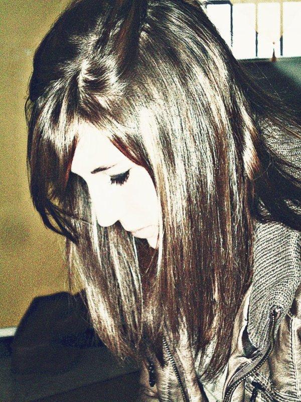 Le passé est effacer, le présent je le vie, le futur mon destin choisira. ♥