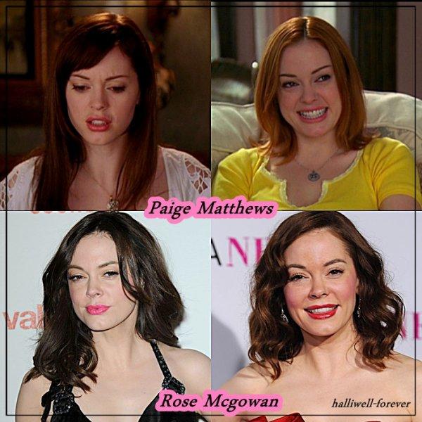 Rose Mcgowan as Paige Matthews : chirurgie