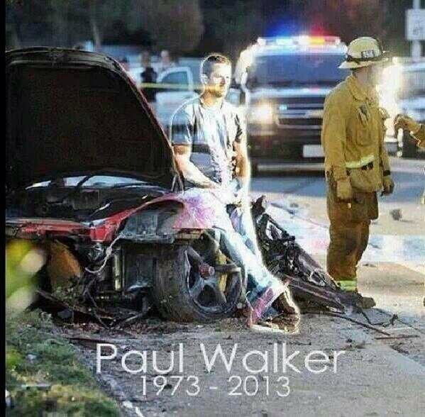 Mort de Paul Walker