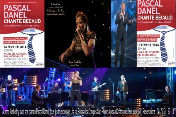 Venez me retrouver  le 13 février 2014 Au Palais des Congrès Sud Rhône-Alpes à Chateauneuf sur Isère 26300