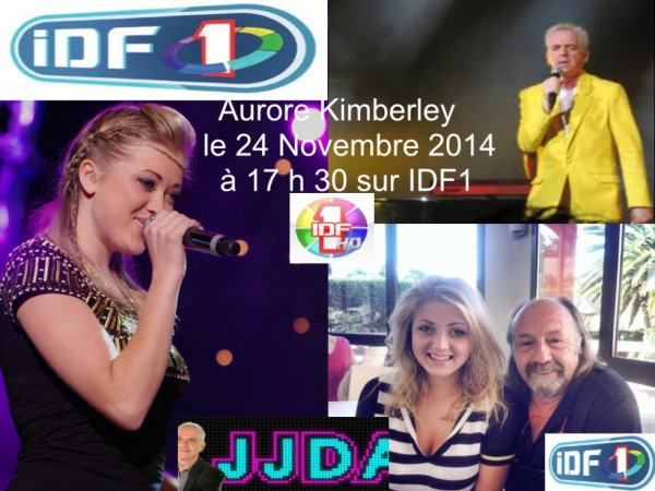 IDF1 Aurore Kimberley