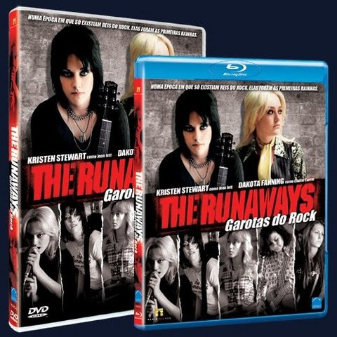 Nouvelle photo du Set de The Runaways