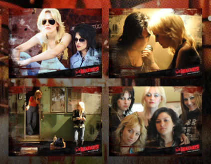 Le site du film The Runaways enfin en Français !