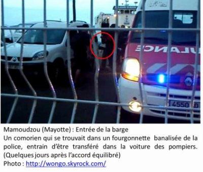 COMORES / France : JUSQU'OU CELA VA-T-IL ALLER ?