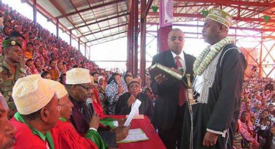 COMORES / Intégrité territoriale : Anissi demande pardon à la Nation au nom des Anjouanais