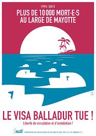 SALON anticolonial – La Bellevilloise à Paris, dimanche 5 mars: 12h15 - 13h45 COMORES : INGERANCE FRANCAISE ET VISA BALLADUR