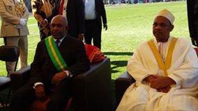 COMORES INVESTITURE D'AZALI: CAP SUR L'ÉMERGENCE ECONOMIQUE