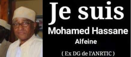 DÉTENTION ARBITRAIRE DE MOHAMED HASSANE ALFEINE