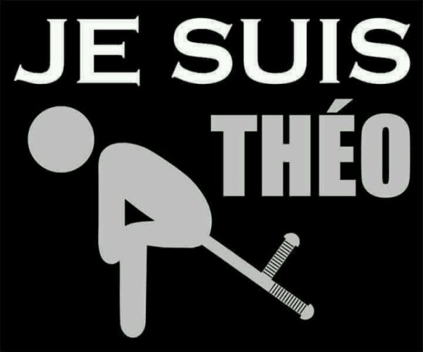 JE SUIS THEO