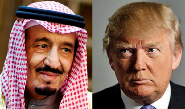 Trump a épargné l'Arabie et d'autres pays musulmans alliés