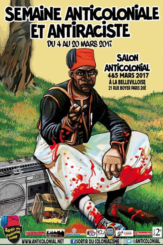 SALON ANTICOLONIAL 4 ET 5 MARS - Sortir du colonialisme