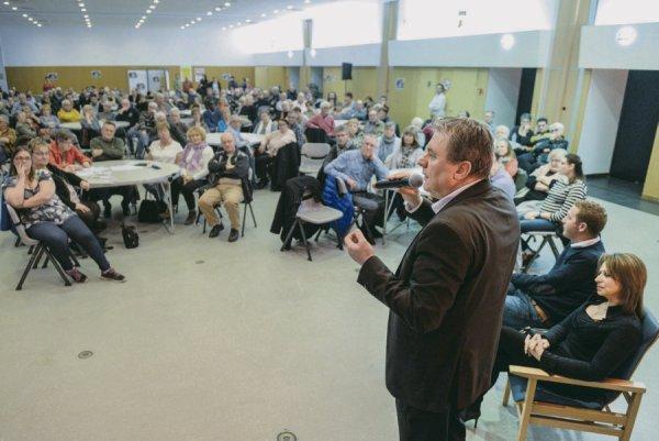 CDISCOM appelle à voter le candidat Jean-Paul LECOQ au 8ème circonscription de Seine Maritime LE HAVRE