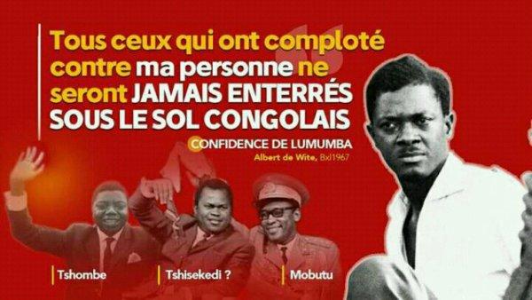 Paroles de Patrice LUMUMBA,  le 1er ministre du Congo Kinshasa après l' indépendance